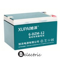 Battery for electric scooter 12V 12Ah
