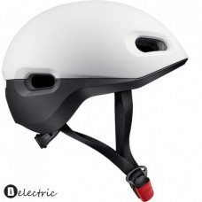 Helmet for scooter white