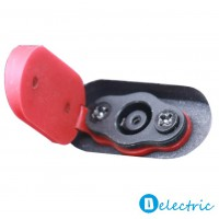 Rubber Charging Port Cover Rubber Plug for XIAOMI M365 PRO and PRO 2