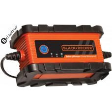 Polnilec in vzdrževalec akumulatorjev 6AMP 12V Black+Decker