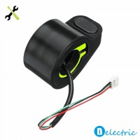 Repair, replacement of damaged gas lever for electric scooter Xiaomi M356, Essential, S1, PRO, PRO 2