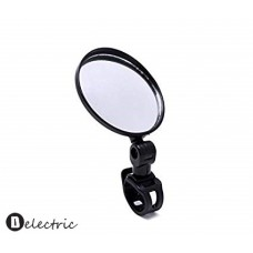 Outdoor Scooter Inverted Mirror Electric Scooter Rear Mirror Scooter Accessories Replacement Accessories for M365
