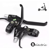 Brake lever for electric scooter